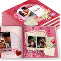 Make Your Own Valentines Photo Book Album 12x12 - 20 pages
