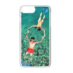 Apple iPhone 7 Plus Seamless Case (White)
