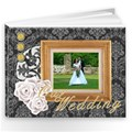 Make Your Own Wedding Photo Book Album 9x7 - 30 pages