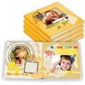 Make Your Own Baby Photo Book Album 6x6 - 20 Pages
