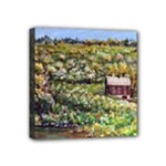 Tenant House in Summer by Ave Hurley - Mini Canvas 4  x 4  (Stretched)