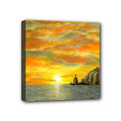 Sunset Of Hope  Mini Canvas 4  x 4  (Stretched) from Art2Do