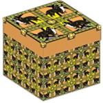 bernese mountain dog storage box Storage Stool 12