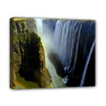 Victoria Falls Zambia Canvas 10  x 8  (Stretched)