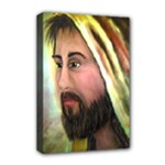 Jesus - Eyes of Compassion - Ave Hurley - Deluxe Canvas 18  x 12  (Stretched)