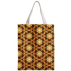 Faux Animal Print Pattern Classic Tote Bag