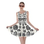Haeckel Chiroptera Skater Dress