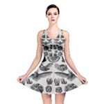 Haeckel Chiroptera Reversible Skater Dress
