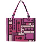 Modern BoreDoodle Mini Tote Bag