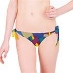 Unknown Abstract Modern Art By Eml180516 Bikini Bottom