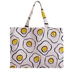 Ege Medium Zipper Tote Bag
