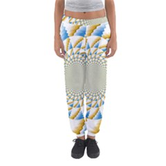 Tech Neon And Glow Backgrounds Psychedelic Art Psychedelic Art Women s Jogger Sweatpants by Amaryn4rt