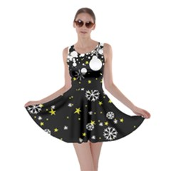 Let It Snow Skater Dress by CoolDesigns