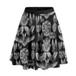 1904 Haeckel Chiroptera High Waist Skirt