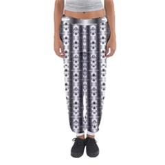Pattern Background Texture Black Women s Jogger Sweatpants by BangZart