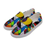 Compatibility - Women s Canvas Slip Ons