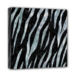 SKIN3 BLACK MARBLE & ICE CRYSTALS (R) Mini Canvas 8  x 8