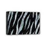 SKIN3 BLACK MARBLE & ICE CRYSTALS (R) Mini Canvas 6  x 4