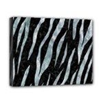 SKIN3 BLACK MARBLE & ICE CRYSTALS (R) Canvas 10  x 8