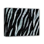 SKIN3 BLACK MARBLE & ICE CRYSTALS (R) Deluxe Canvas 14  x 11