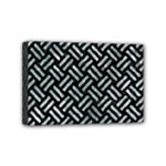 WOVEN2 BLACK MARBLE & ICE CRYSTALS (R) Mini Canvas 6  x 4