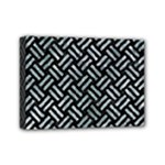 WOVEN2 BLACK MARBLE & ICE CRYSTALS (R) Mini Canvas 7  x 5