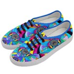 The Cure - Women s Classic Low Top Sneakers