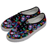 Sacred Geometry - Women s Classic Low Top Sneakers