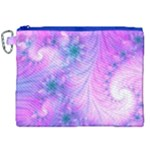 Delicate Canvas Cosmetic Bag (XXL)