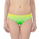 art deco rain bow Hipster Bikini Bottoms