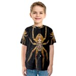 Insect Macro Spider Colombia Kids  Sport Mesh Tee