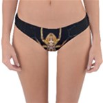 Insect Macro Spider Colombia Reversible Hipster Bikini Bottoms