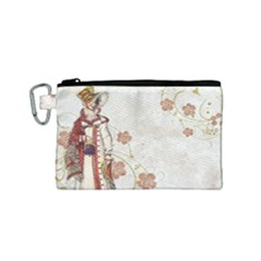 Background 1775358 1920 Canvas Cosmetic Bag (small)