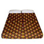 Afro Pop Supreme Fitted Sheet (Queen Size)