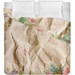 Paper 2385243 960 720 Duvet Cover Double Side (King Size)