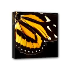 butterfly-pop-art-print-11 Mini Canvas 4  x 4  (Stretched)