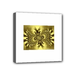 gold-260221 Mini Canvas 4  x 4  (Stretched)