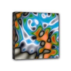 Color_Magma-559871 Mini Canvas 4  x 4  (Stretched)