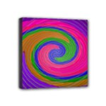Magic_Colors_Twist_Soft-137298 Mini Canvas 4  x 4  (Stretched)