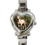 Heart Italian Charm Watches