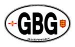Guernsey Euro Oval - GBG