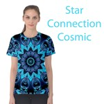 Star Connection, Abstract Cosmic Constellation
