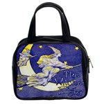 The Witches  Flight Classic Handbag (Two Sides)