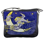 The Witches  Flight Messenger Bag