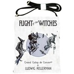 Flight Of The Witches Shoulder Sling Bag