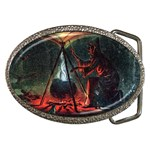Witch s Whirl Waltzes  Belt Buckle