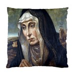 Trauernde Madonna Cushion Case (Two Sides)