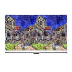 The Church at Auvers by Vincent van Gogh 1890 Business Card Holder