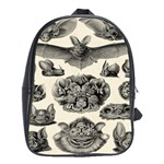 Haeckel Chiroptera School Bag (Large)