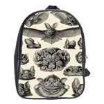 Haeckel Chiroptera School Bag (XL)
